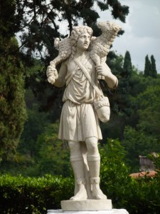 Catechesis of Good Shepherd Statue